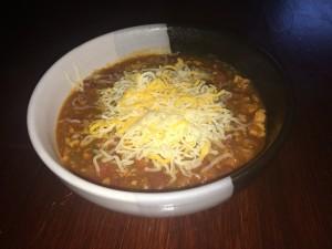 chili done