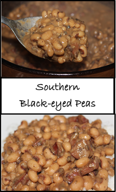 southern black-eyed peas