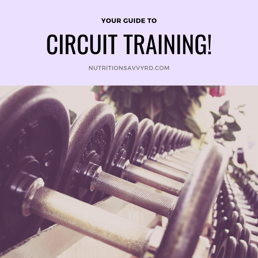 YOUR GUIDE TO CIRCUIT TRAINING