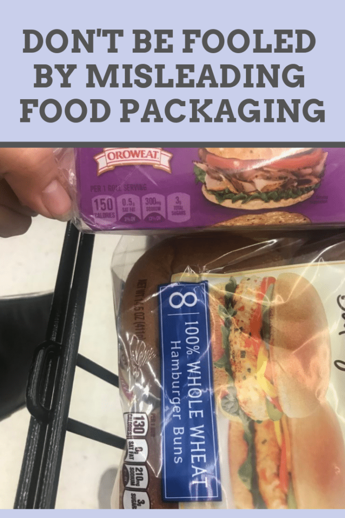 misleading food packaging