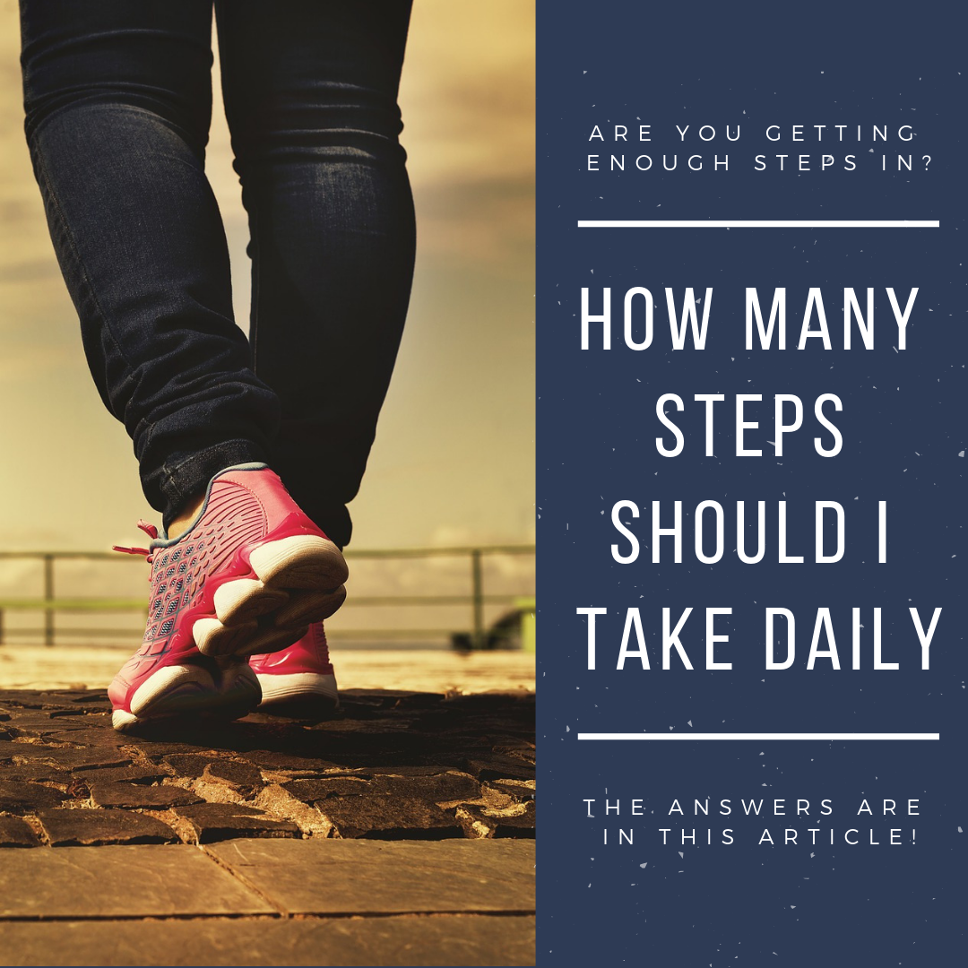 how many steps to take daily