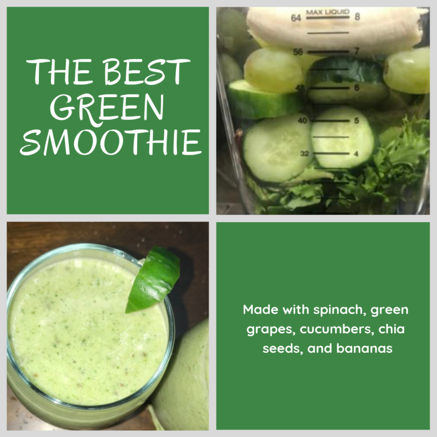 Best Green Smoothie