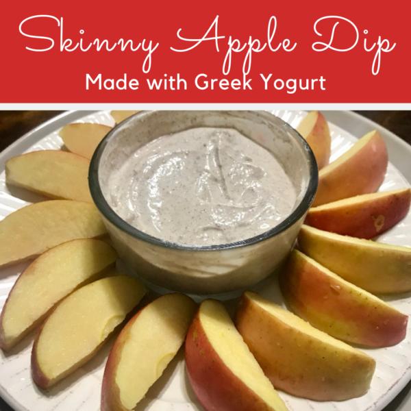 skinny apple dip